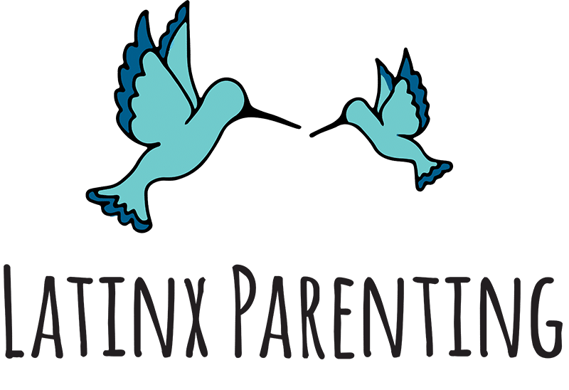 latinx parenting hummingbirds logo